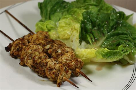 recettes de cuisine libanaise poulet chich taouk ma p 39 tite cuisine