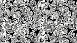 Schöne Muster Zum Selber Malen : zentangle zeichnung mandala zeichnen zeitraffer simple doodle at muster selber malen ~ Orissabook.com Haus und Dekorationen