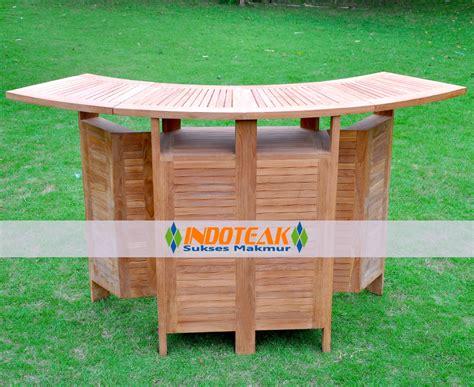 teak folding bar chair grade a teak wood garden