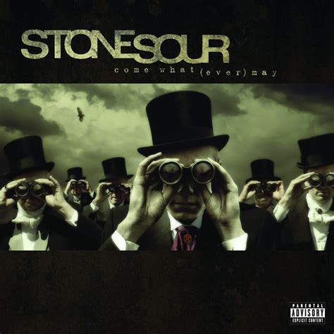 STONE SOUR - Come What(Ever) May - Metal Express Radio