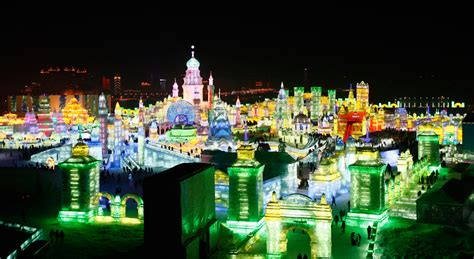 Harbin And Snow Festival Picture by Harbin International And Snow Festival 2013 Photos
