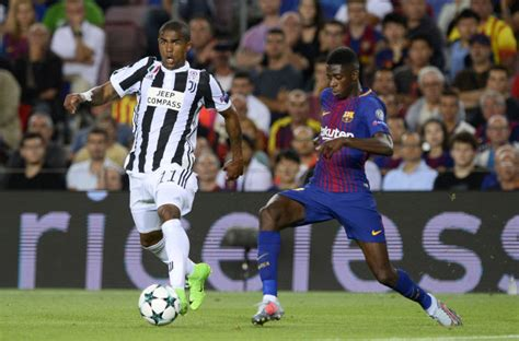 Juventus are planning a mega-swap deal with Barcelona