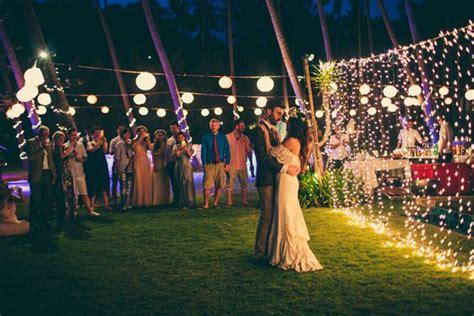 hot wedding trend hanging wedding decor pretty happy