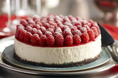 It's creamy with just a hint of raspberry. Raspberry Cheesecake with Grand Marnier