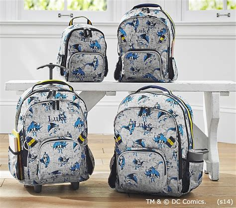 pottery barn backpacks allover batman backpacks pottery barn