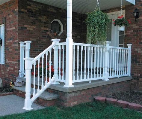 Step By Step Deck Building Instructions by Porch Railing Installation Help The Home Depot Community