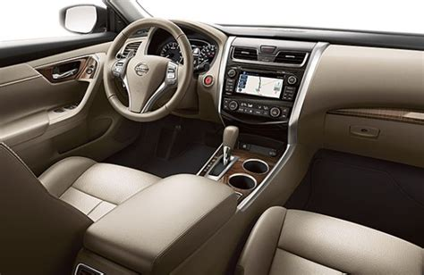 2015 nissan altima interior 2015 nissan altima vs 2015 honda accord autos post
