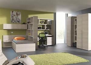 Chambre Pour Ado : meuble chambre ado avec chambres et lits pour jeunes adolescents et meubles design chambre ados ~ Farleysfitness.com Idées de Décoration