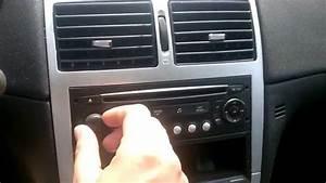 Rd4 Peugeot : peugeot 307 radio rd4 youtube ~ Gottalentnigeria.com Avis de Voitures