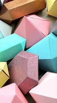 Custom Diamond 3D boxes | Frolic and Frills
