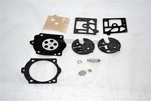 Mcculloch Pm 610 Chainsaw Rebuild Kit Walbro Carb