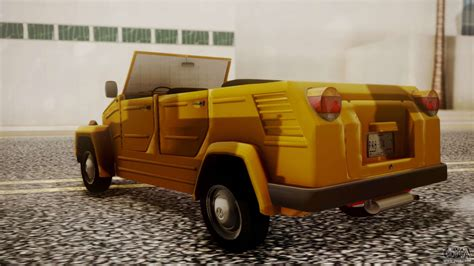 Volkswagen Safari Type 181 For Gta San Andreas