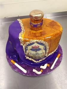 Crown Royal Bachelor Party Cake - Including edible ...