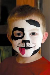 Maquillage Halloween Garçon : 1001 id es cr atives pour maquillage pour enfants ~ Melissatoandfro.com Idées de Décoration