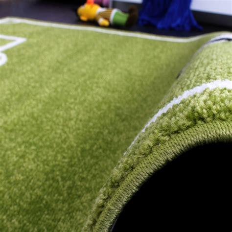 tappeto grande per bambini tappeto da calcio verde tapetto24