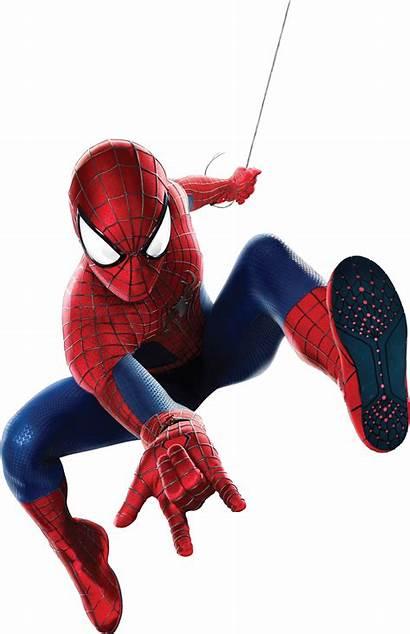 Spider Amazing Spiderman Transparent Clipart Marvel Tasm2