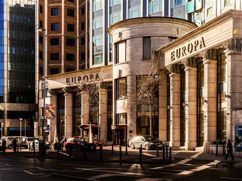 Inside the Europa, the Most Notorious Hotel in Europe