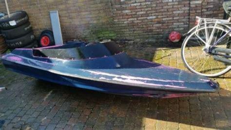 Spitfire Speedboot Opknapper by Te Koop Spitfire Advertentie 514091