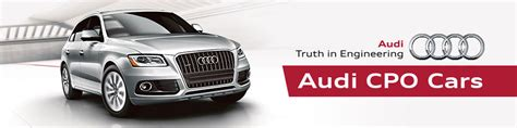 Audi Certified Pre Owned by Certified Pre Owned Audi Cars In Tn Audi