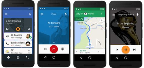 android auto apps android auto eventually will get waze work on your phone
