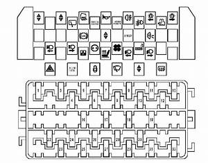 Renault Scenic Fuse Box Diagram