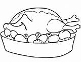Coloring Meat Pages Chicken Designlooter Funny 그림 Eggs Drawings 9kb 693px 출처 sketch template