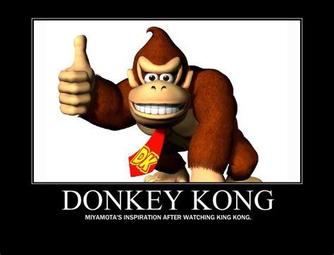 Donkey Kong Memes - donkey kong motivational by coolerthehedgehog on deviantart