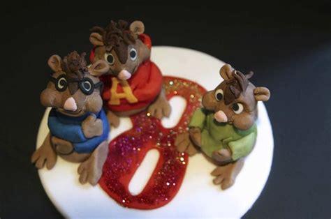 alvin and the chipmunks cake topper alvin the