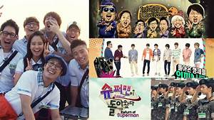 TOP 5 KOREAN VARIETY SHOW 2015 - YouTube