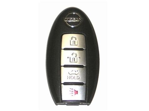 Oem Nissan Smart Key Remote Keyless Entry Fob Blade