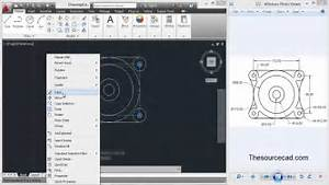 2d Drawing Using Autocad   Drawing 4