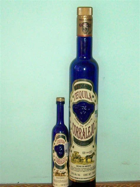 tequila corralejo reposado botellas