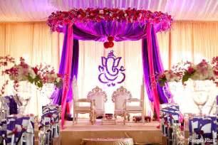 fuschia chair indian wedding decorators decoration