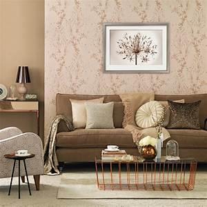 Rose Gold Decor : rose gold living room living room decorating ideas ideal home ~ Teatrodelosmanantiales.com Idées de Décoration