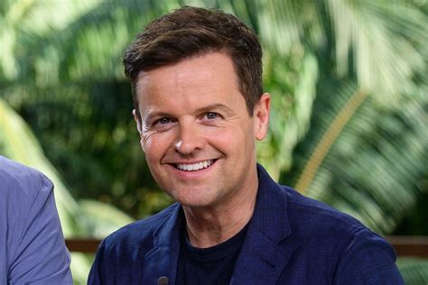 Declan Donnelly reveals he almost quit showbiz aged 11 to ...