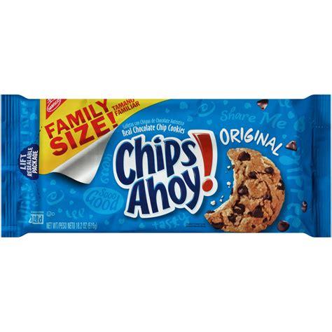Nabisco Chips Ahoy! Original Cookies, 18.2 OZ - Walmart.com