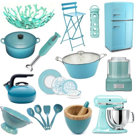 turquoise blue kitchen accessories turquoise kitchen tools turquoise kitchen decoration 6399