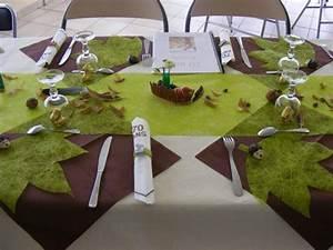Idee Deco Table Anniversaire 70 Ans : id e d co table theme chasse 2 anniversaire th me chasse pinterest idee deco table ~ Dode.kayakingforconservation.com Idées de Décoration