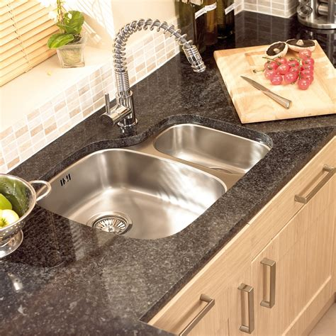 kitchen faucets for granite countertops simple undermount stainless steel kitchen sink constructed
