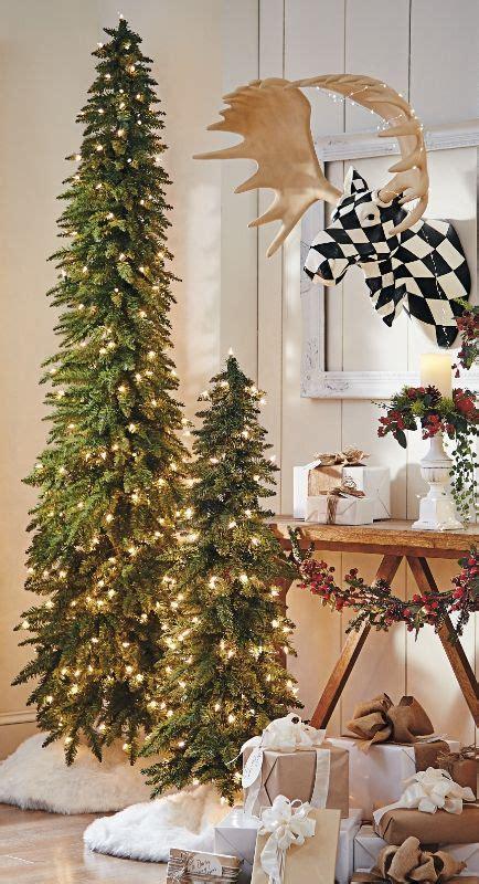 unique slim christmas tree ideas  pinterest skinny