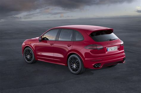 Porsche Cayenne Gts by 2015 Porsche Cayenne Gts Unleashed Speed Carz