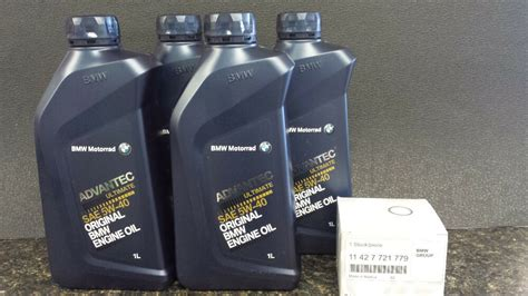 Bmw Motorcycle Oil Change Kit
