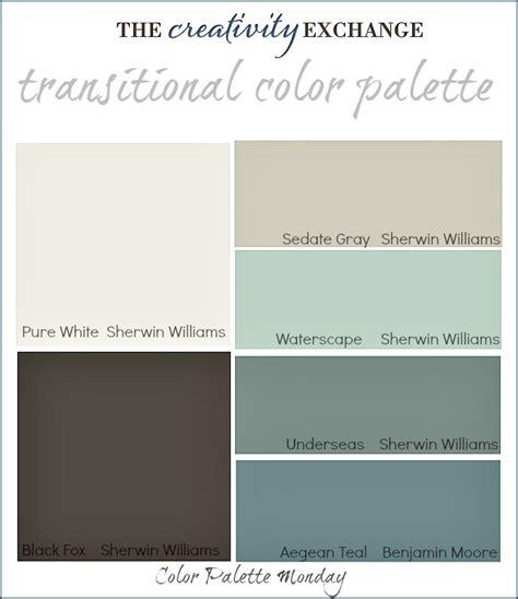 city color smokey palette transitional paint color palette color palette monday 3
