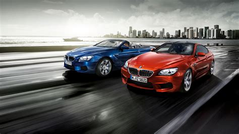 Wallpapers New Bmw M6 Coupe And Convertible