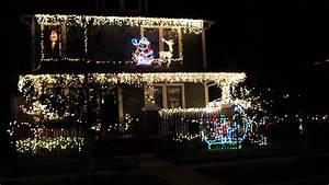 Christmas Lights In River Oaks Houston Texas Christmas Lights Heights Houston Tx Youtube