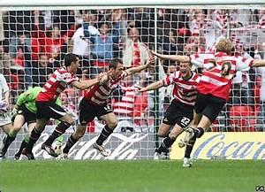 BBC SPORT | Football | League One play-off photos