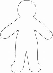 free paper doll template charts girls and free paper With large paper doll template