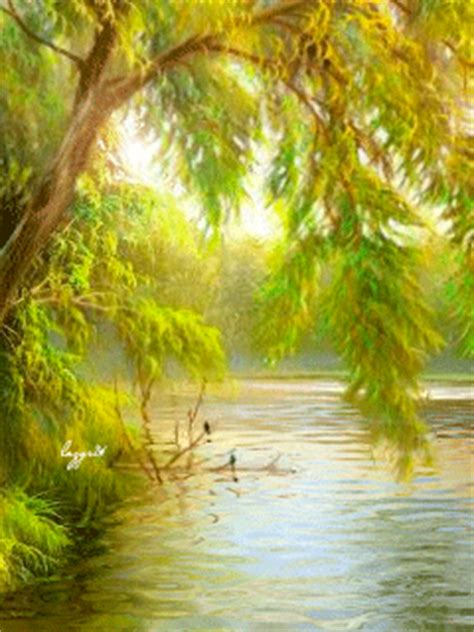 Animated Scenery Wallpapers - animated 240x320 171 beautiful scenery 187 cell phone