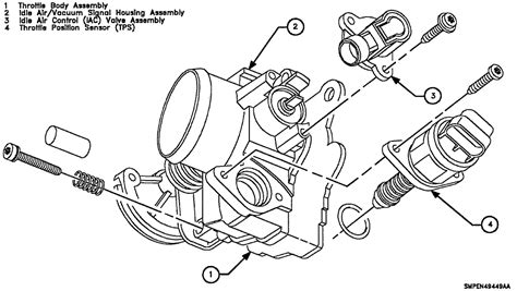Ford Focus Idle Control Valve Location
