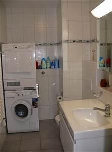 Kleine Waschmaschine Mit Trockner : kleine badezimmer mit waschmaschine ~ Michelbontemps.com Haus und Dekorationen